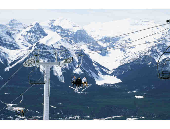 Exhilarating Mountain Escape, Alberta --> Airfare+5 Day+B'fast+ Taxes for Two - Photo 4