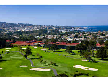 Spectacular Coastal Golf Experience (Monterey, CA): 3 days Hyatt for 2+SPA+$300 gift card