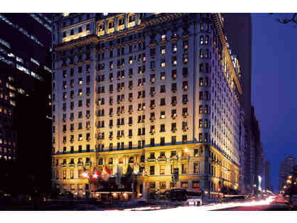 A Suite Taste of The Big Apple, NYC= Weekend 3 Days at The Plaza Hotel+$100 gift card+Tour