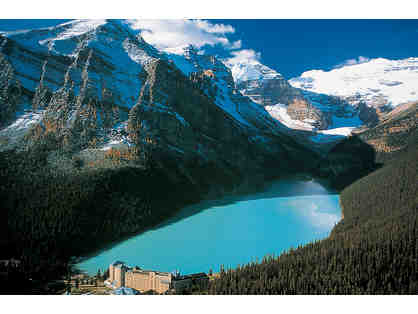 CANADA --> 6-Night Fairmont Resort in Banff, Calgary & Lake Louise with Airfare for 2