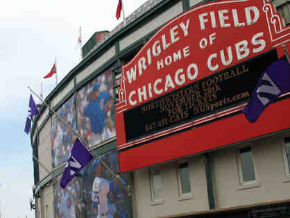Classic Wrigley Field Rooftop Experience (Chicago) --> 3-Night Stay with Airfare for Two