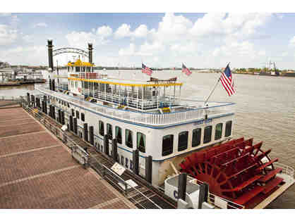 Discover New Orleans' Celebrated Downtown: Hotel+ Flight+$200 Gift Card+Cruise+Class