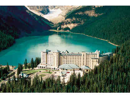 Exhilarating Mountain Escape, Alberta --> Airfare+5 Day+B'fast+ Taxes for Two