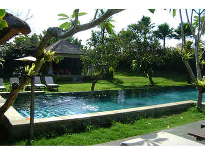 Pampering Balinese Sanctuary-->8 Days for up to 10 PPL + transfers+ Driver+etc