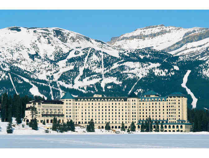 Alberta's Exceptional Elegance>Canada: Five Days & Four Nights Fairmont+Airfare - Photo 1