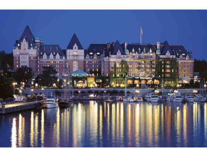 Escape to Victoria's Elegance and Grandeur, British Columbia: 3 days + $200 gift card - Photo 1
