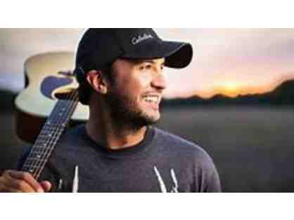 Luke Bryan Concert Tickets for 4 (Sec 203, Row M, Seat 33-36)