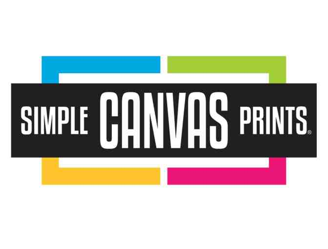 Gift Card for Simple Canvas Prints