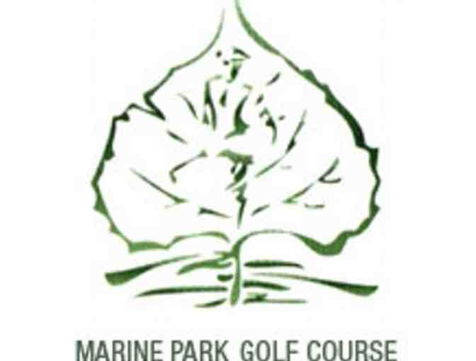 Golf at Marine Park Golf Course (NY)