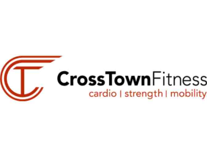 Classes and Personal Training Sessions at CrossTown Fitness (Chicago)