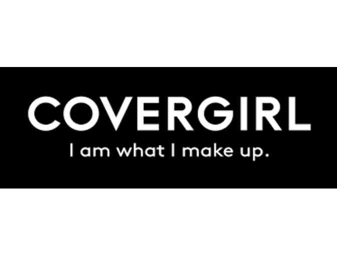 Complimentary Makeup Application + cosmetics + discount from Covergirl (NY)
