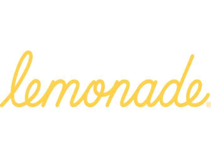 Gift Card to Lemonade LA