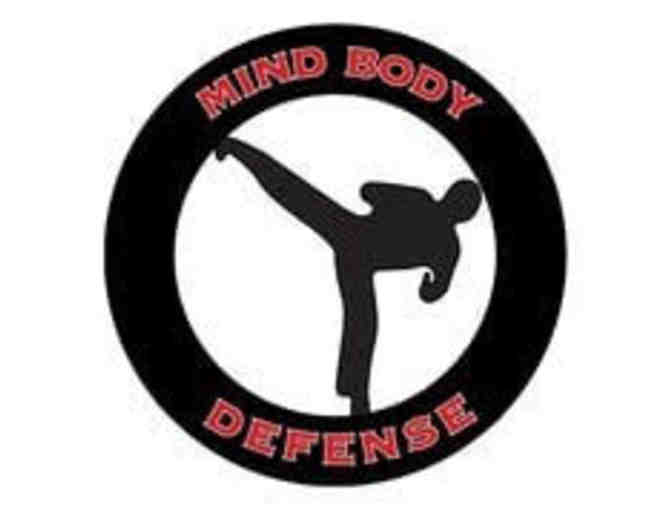 Kickboxing Classes at Mind Body Defense (Chicago)