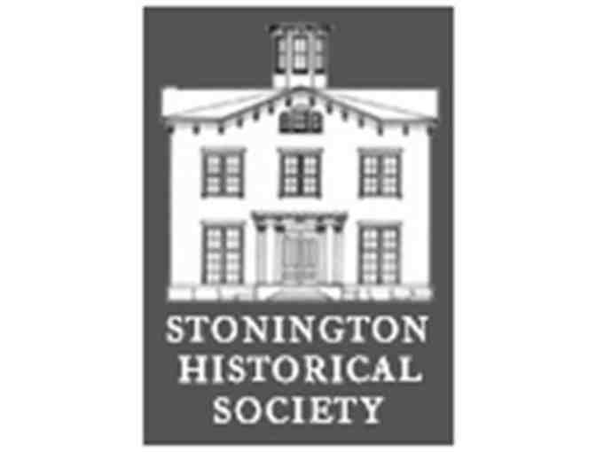 Lifetime Membership to Stonington Historical Society
