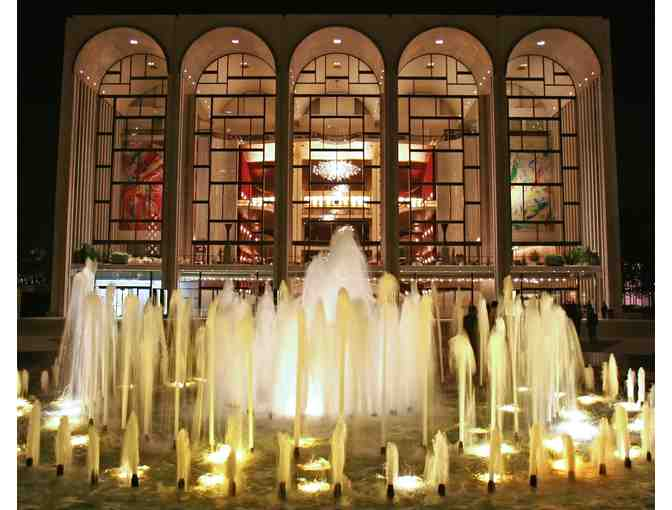Opera Getaway in New York City