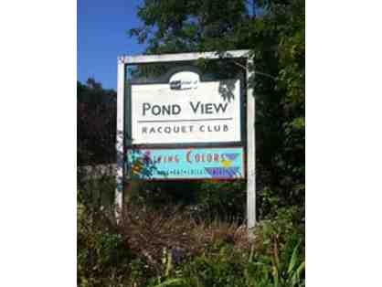 $75 towards any form of Membership at Pond View Racquet & Paddle Club in Westerly