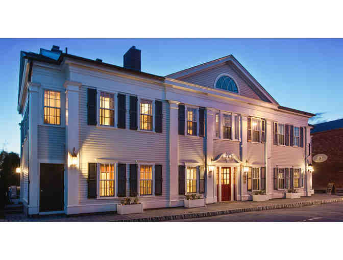 Inn at Stonington Stay, $50 Gift Certificate to Noah's & $25 to Social Coffee Roastery