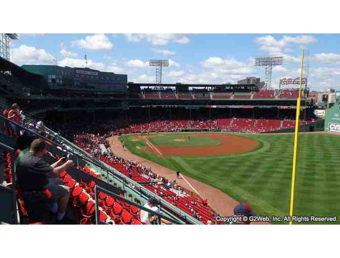 Red Sox Package - 2 tickets to Aug. 6, 2019 game and one night stay at Lenox Hotel