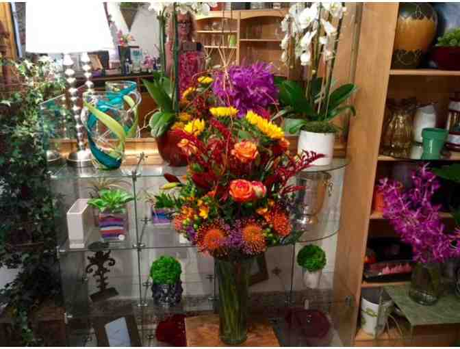 $50 in Gift Certificates to Mystic Florist