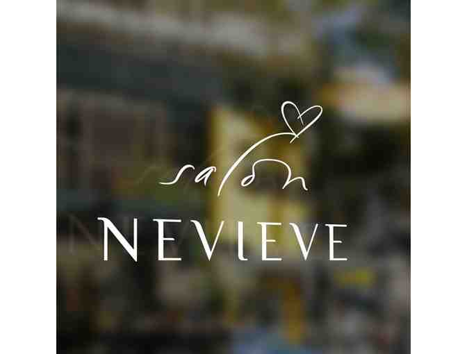 $100 Gift Certificate to Salon Nevieve, Mystic - Photo 1