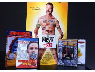 The Super Sized Morgan Spurlock Package