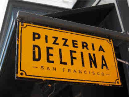 $100.00 Gift Card to any Delfina Restaurant Group location!