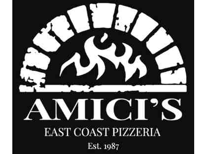 Amici's Pizza - Any Family Size Pasta