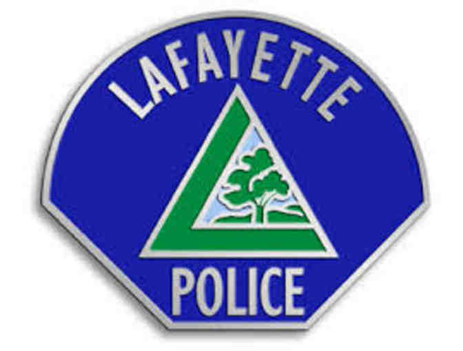 Lafayette Police Department Picnic and Demonstration 'Behind the Scenes'
