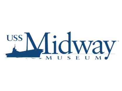 USS Midway Museum - Family Pack of Four Guest Passes