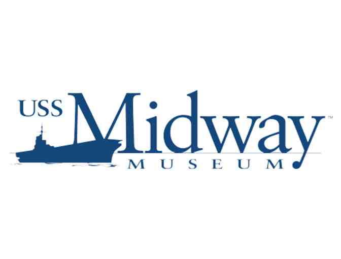 USS Midway Museum - Family Pack of Four Guest Passes - Photo 1