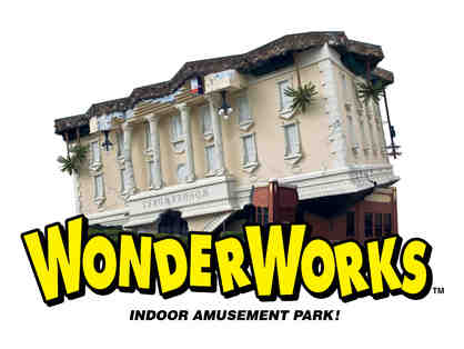 WonderWorks Orlando - All Access Tickets for Two