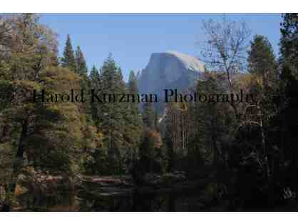 Half Dome in Autumn, Yosemite National Park, Photograph by Harold Kurzman