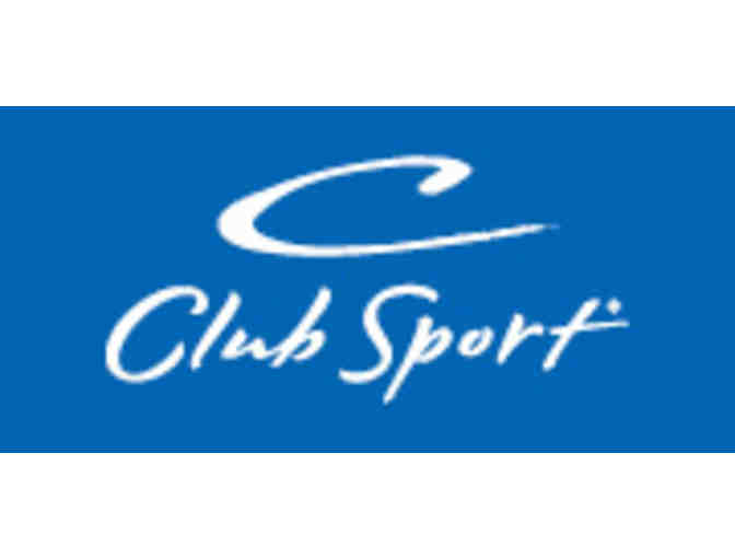 Club Sport San Ramon Membership and Swag
