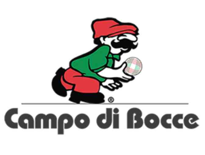 Campo di Bocce Party for 10
