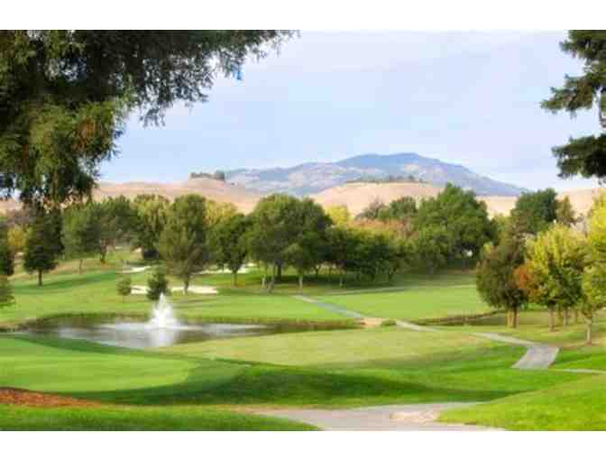 Crow Canyon Country Club Golf for 4