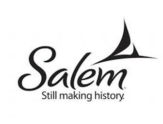 Visit Salem, MA Package - Hawthorne Hotel Jazz Brunch and Peabody Essex Museum Passes