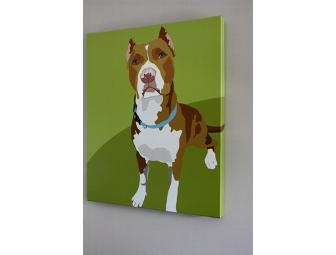 Speedracer Canvas - from Norfolk SPCA