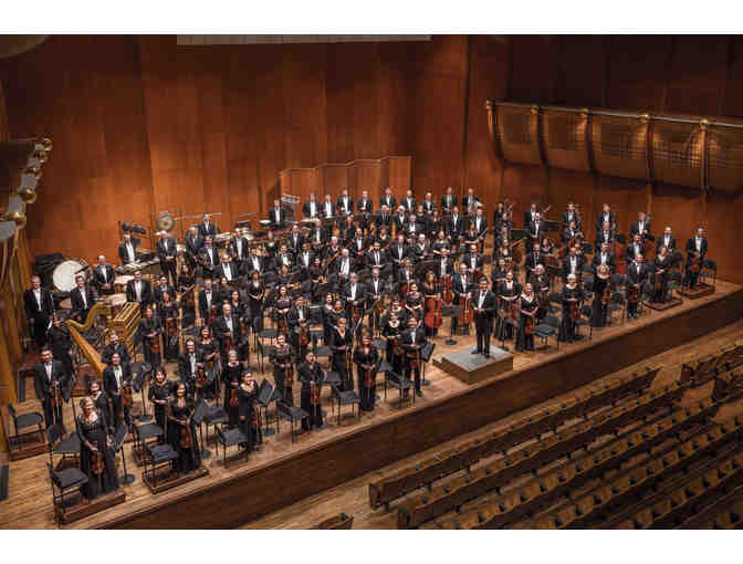 2 Tickets to a New York Philharmonic Concert