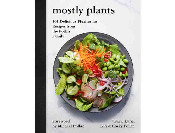 Mostly Plants Cookbook