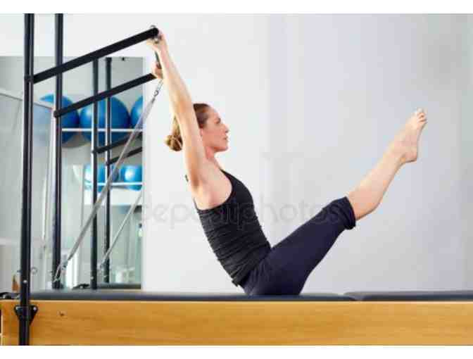 10 Pack Pilates Reformer Classes