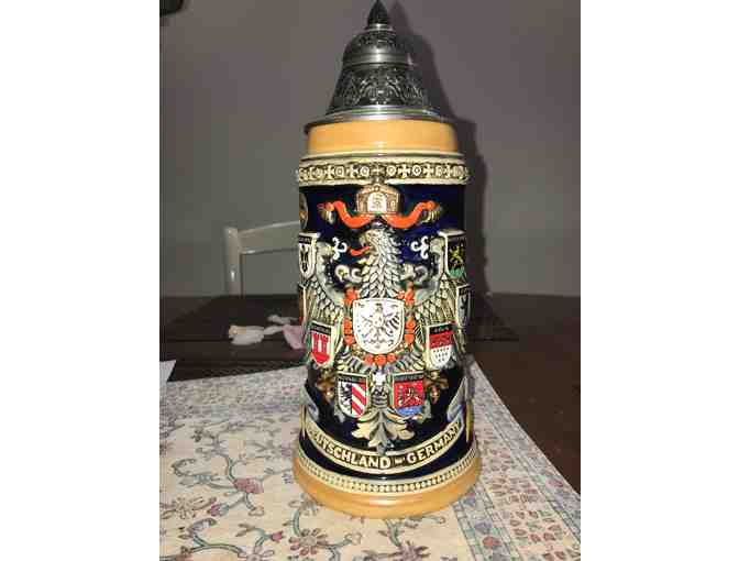 Limited Edition Beer Stein by King Werks