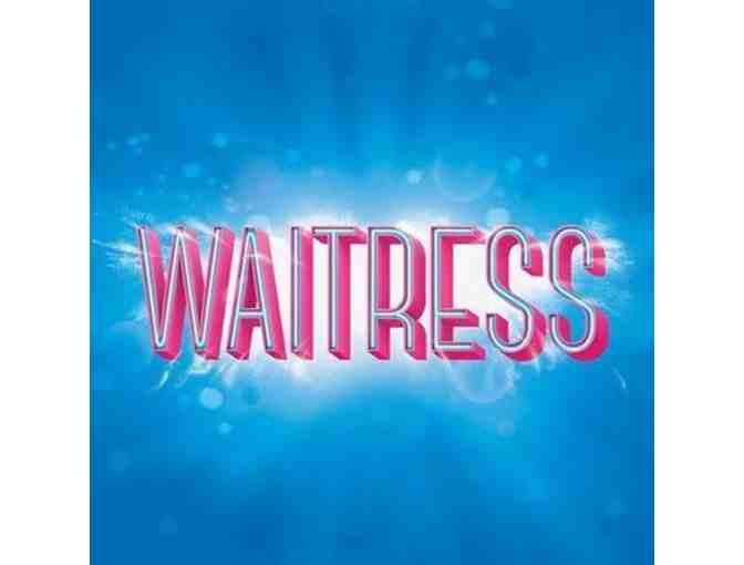 2 Tickets and Backstage Passes to Waitress