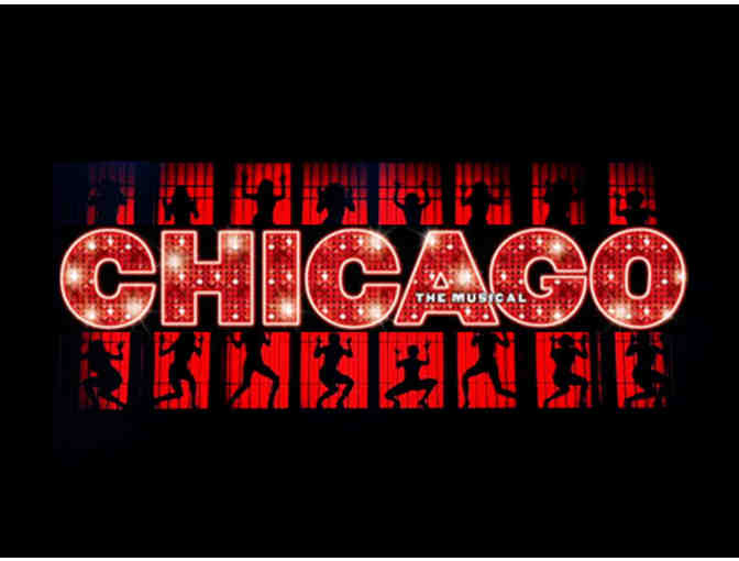 2 Tickets and Backstage Passes to Chicago