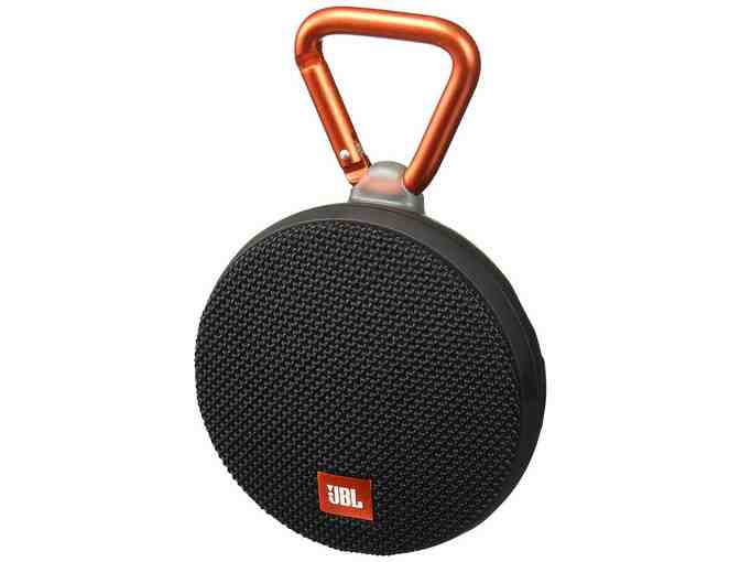 JBL Clip 2 Portable Blue Tooth Speaker - Photo 1