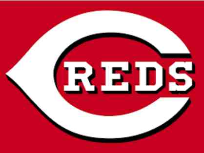 Cincinnati Reds for Four with Parking Pass