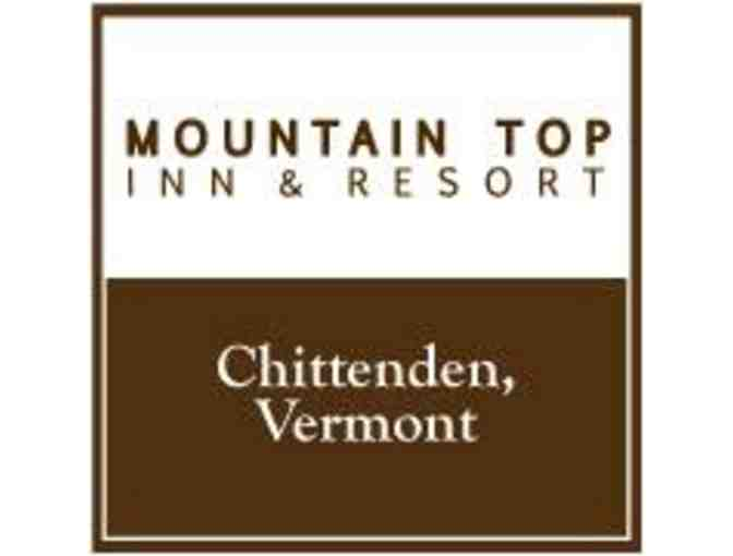 "The Mountain Top Inn - Chittenden VT Two Night ""Staycation"" - Photo 2"