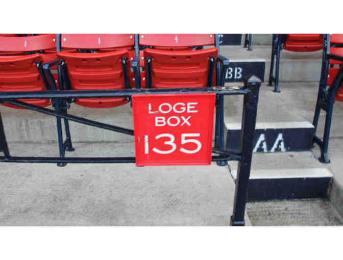 (4) tickets to the Red Sox vs. Orioles game on August 25, 2017 at Historic FENWAY PARK!
