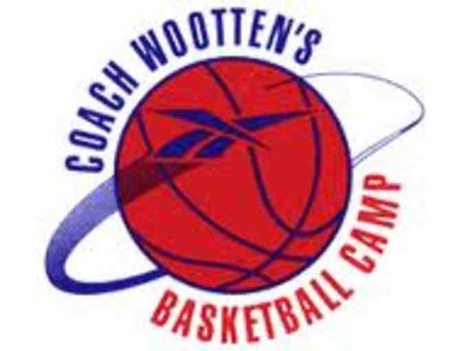 Coach Wootten's Parent/Child Basketball Camp