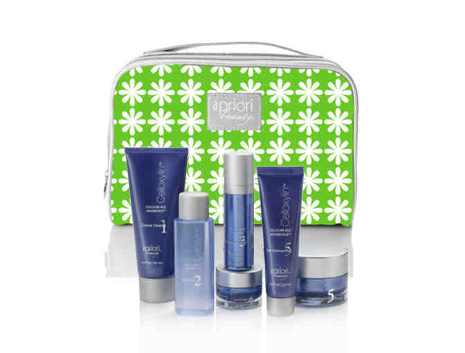 Apriori Beauty 5 Step Skincare Set