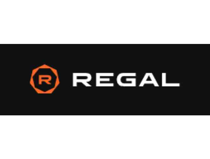 4 Movie Tickets to Regal Cinema BOWIE